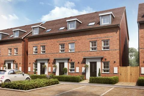 Barratt Homes - Eldebury Place - Plot 80, New Build at Broadoaks Park, Broadoaks Park, Parvis Road KT14