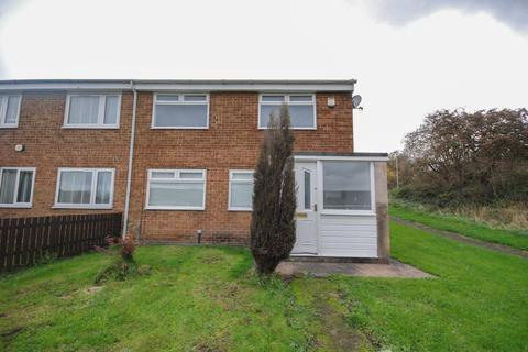 3 bedroom end of terrace house for sale - Portobello Way, Birtley