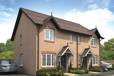 3 bedroom end of terrace house for sale - Plot 406, The Middlesbrough at Regents Place, Swarkstone Road DE73