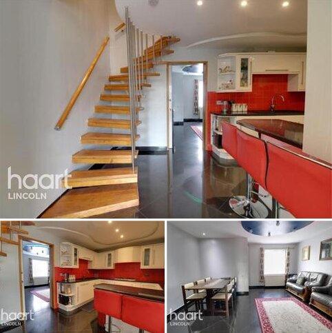 4 bedroom semi-detached house to rent - Metheringham
