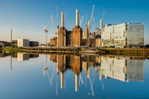 1 bedroom apartment for sale - Roof Gardens, Battersea Power Station, SW8