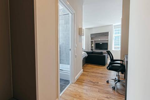 Studio to rent - Blackfriars Road, Manchester, Greater Manchester, M3