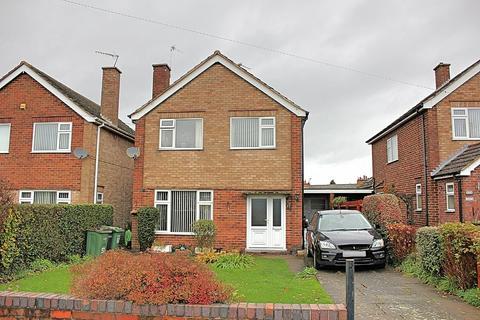 3 bedroom detached house for sale - Thirlmere Road, Wigston, Leicester