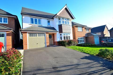 4 bedroom detached house for sale - Knowle Hill Close, Buckley