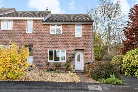 3 bedroom end of terrace house for sale - Broad Chalke Down, Winchester