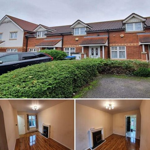 2 bedroom terraced house to rent - Greenhaven Drive, Central Thamesmead, London SE28