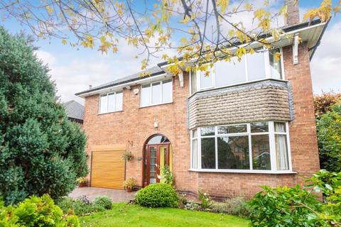 4 bedroom detached house - Mount Drive, Nantwich