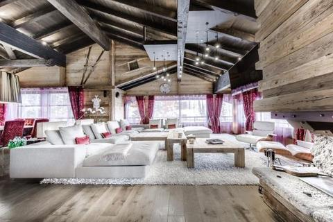 8 bedroom house - Courchevel 1850, Jardin Alpin Area, French Alps, France