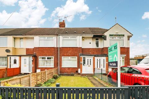 3 bedroom terraced house for sale - Wold Road, Hull, HU5 5QQ
