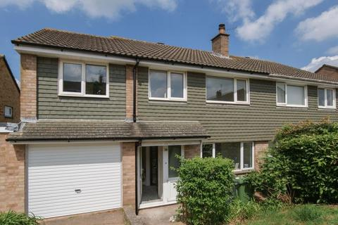 4 bedroom semi-detached house to rent - Spinney Close, Exeter