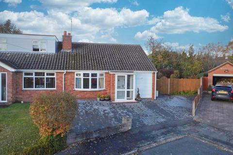 2 bedroom semi-detached bungalow for sale - Woodnoth Drive, Shavington, Cheshire