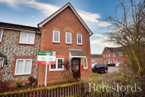 3 bedroom end of terrace house for sale - Temple Way, Heybridge, Maldon, Essex, CM9