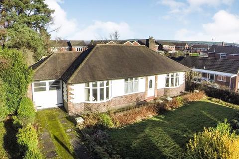 3 bedroom detached bungalow for sale - Quietways, Hillswood Avenue, Leek, Staffordshire, ST13