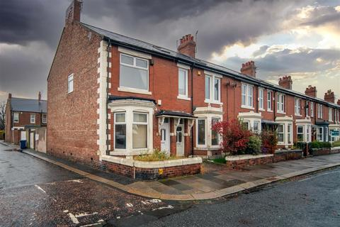 4 bedroom end of terrace house for sale - Sackville Road, Heaton, Newcastle Upon Tyne