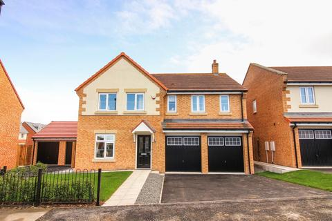 5 bedroom detached house for sale - Coanwood Drive, Whitley Bay