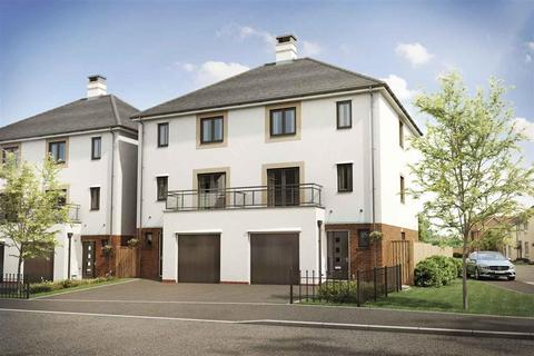 4 bedroom semi-detached house - The Gladstone - Plot 331 at Scholar's Chase, Slade Baker Way BS16