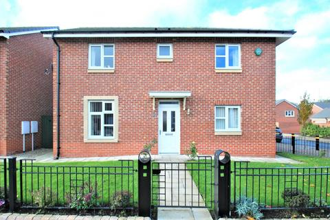 4 bedroom detached house for sale - Lynwood Way, South Shields