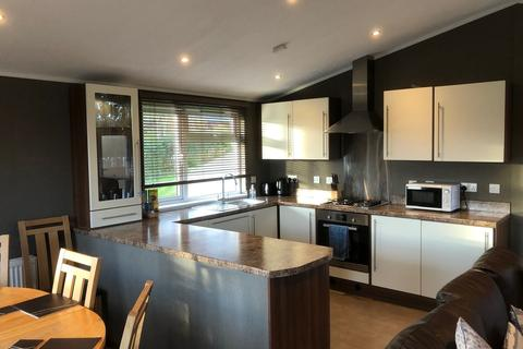 4 bedroom lodge for sale - Strachan Aberdeenshire
