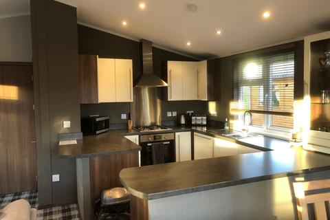 3 bedroom lodge for sale - Strachan Aberdeenshire