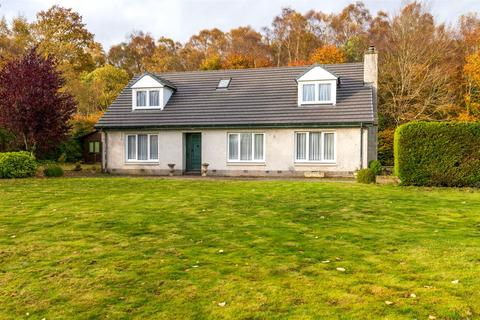 4 bedroom detached house for sale - Benshie Cottage, Oathlaw, Forfar, DD8