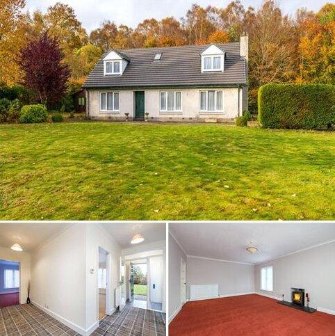 4 bedroom detached house for sale - Benshie Cottage, Oathlaw, Forfar, DD8