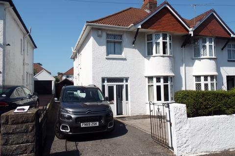 4 bedroom semi-detached house for sale - 14 Norton Road, Norton, Mumbles
