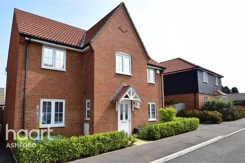 4 bedroom detached house to rent - Whitfield, CT16
