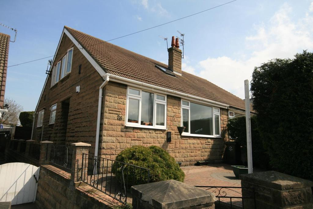 4 Bedrooms Semi Detached Bungalow for sale in Hills View Road, Eston