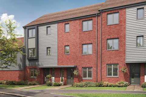 4 bedroom terraced house for sale - Plot 595, The Wolvesey at Akron Gate, Stafford Road WV10