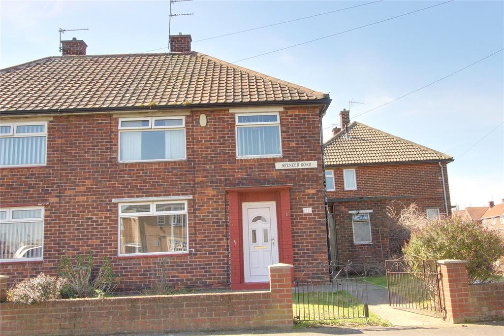 3 Bedrooms Semi Detached House for sale in Spencer Road, Normanby