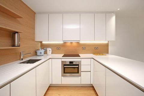 Studio to rent - Rivulet Apartments, London N4
