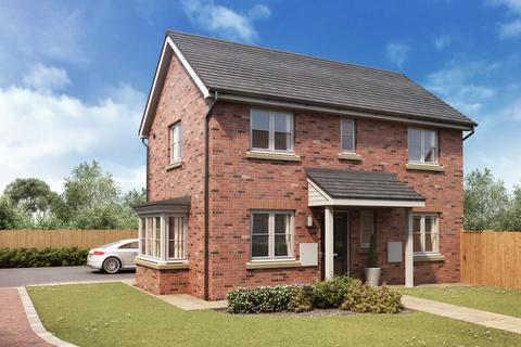 Lovell Homes - Weston Woods - The Eynsham - Plot 151 at Willowbrook Grange, Jack Mills Way, Shavington CW2