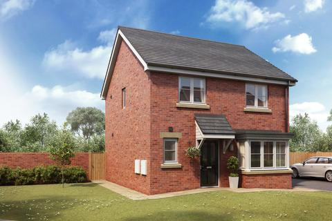 Lovell Homes - Weston Woods - Plot 137, The Shelley at Wistaston Brook, Church Lane, Wistaston CW2