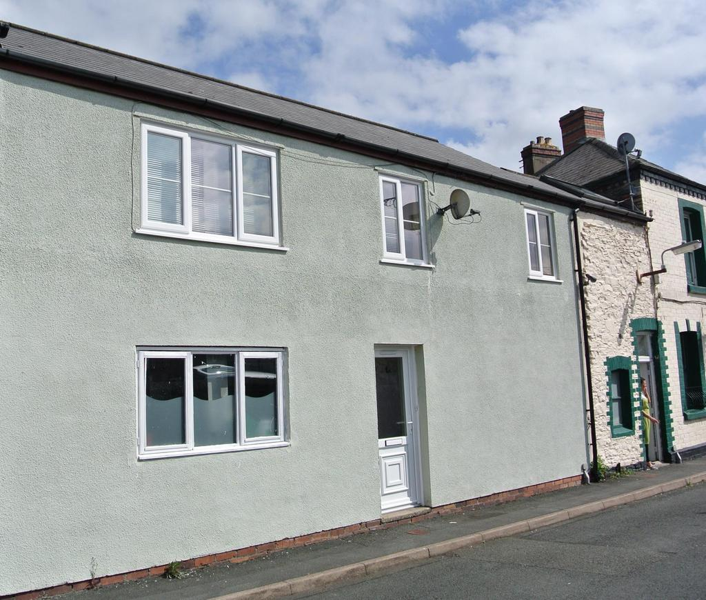 2 Bedrooms Apartment Flat for sale in St Davids Street, Brecon, Powys
