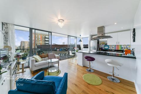2 bedroom apartment for sale - Abbotts Wharf, Stainsby Road, London E14