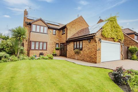 4 bedroom detached house for sale - Weirside, Oldcotes, Worksop
