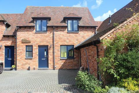 2 bedroom barn conversion to rent - The Milling Penn, Bills Lane, Shirley