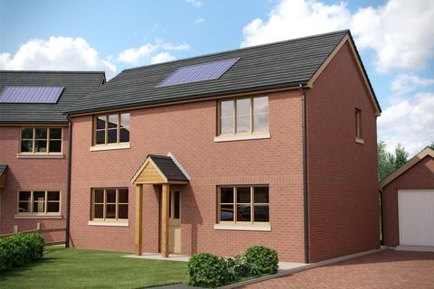 3 bedroom detached house for sale - Boughrood Development Site, Boughrood, Brecon, Powys