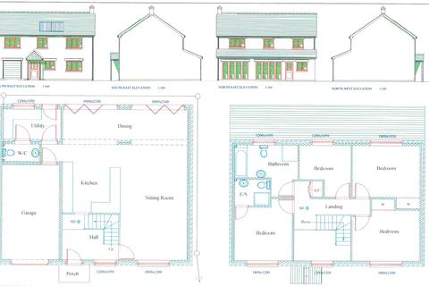 4 bedroom detached house for sale - Boughrood Development Site, Boughrood, Brecon, Powys