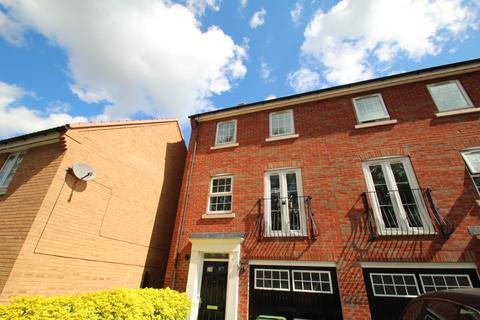 3 bedroom end of terrace house to rent - Wharton Crescent, Beeston, Nottingham