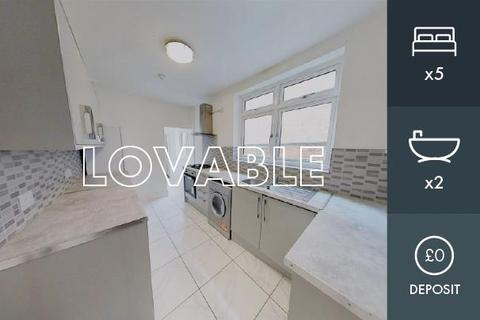 5 bedroom semi-detached house to rent - Queens Road, Leicester