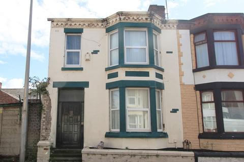 4 bedroom terraced house for sale - Ursula Street, Bootle