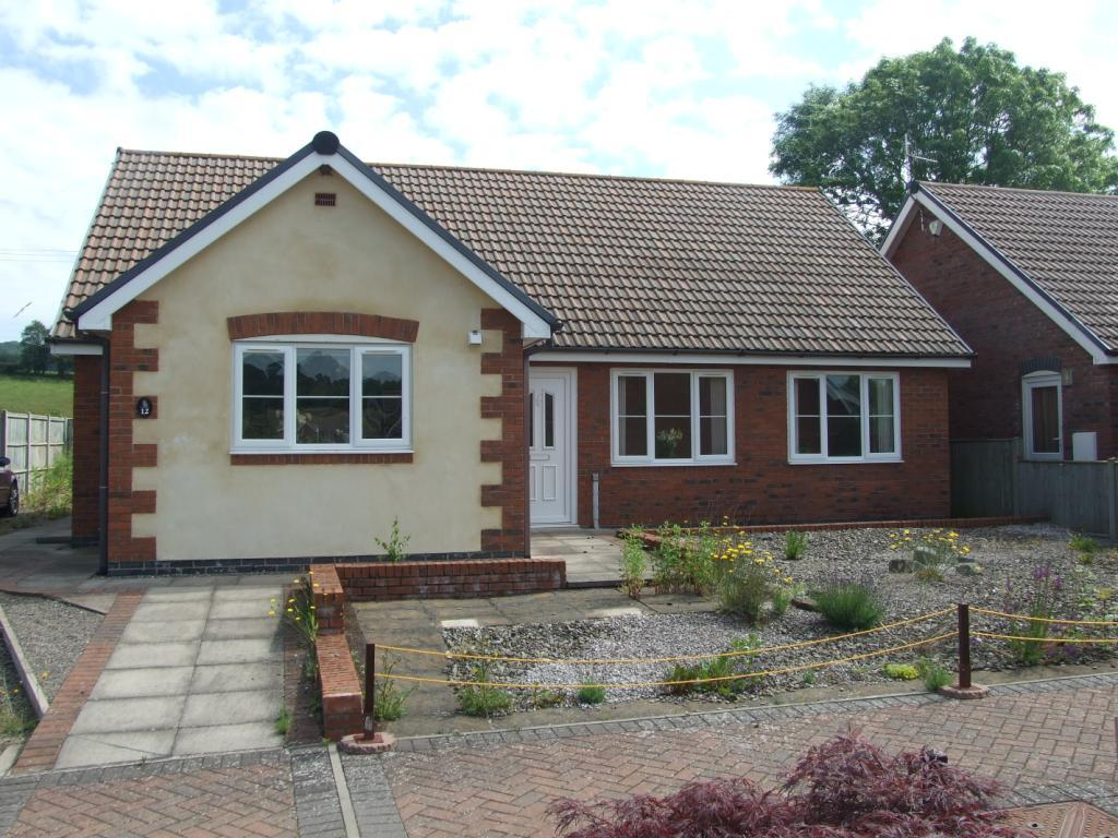 3 Bedrooms Detached Bungalow for sale in Hawthorn Rise, Peterchurch, Hereford