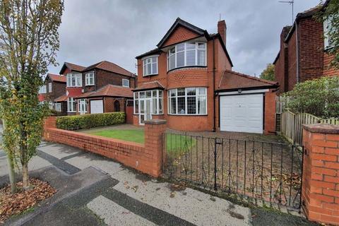3 bedroom detached house for sale - Delamere Road, Gatley