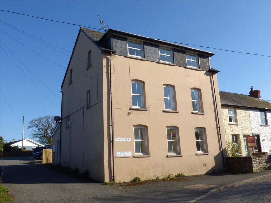 5 Bedrooms Semi Detached House for sale in Bronllys, Brecon, Powys