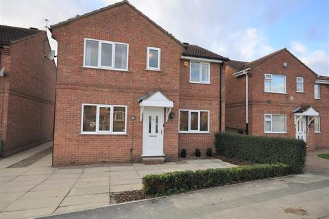 4 bedroom detached house for sale - Geldof Road, Huntington, York, YO32 9JT