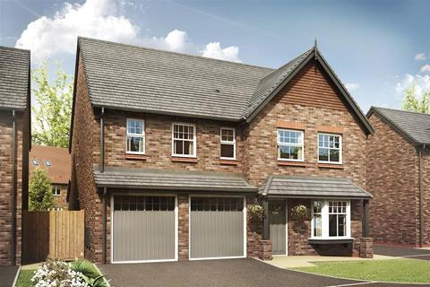 5 bedroom detached house for sale - The Lavenham Plot 106 at Heathfield Farm, Dean Row Road SK9