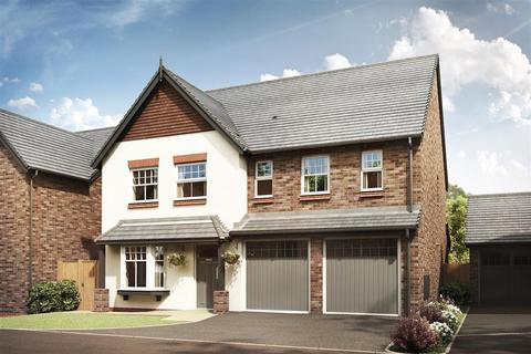 5 bedroom detached house for sale - The Lavenham Plot 106 at Heathfield Farm, Dean Row Road SK9