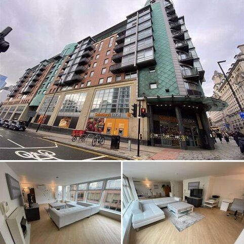 2 bedroom penthouse for sale - W3 Building, 51 Whitworth Street West, Manchester