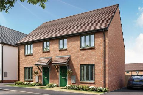 3 bedroom semi-detached house for sale - Plot 16 - The Flatford at Buckingham Heights, Pankhurst Close EX8